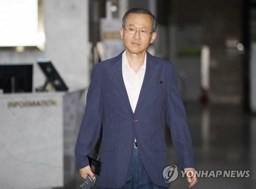 外交部の林聖男・第1次官(資料写真)=(聯合ニュース)
