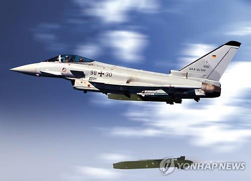 空対地ミサイル「タウルス」=(聯合ニュース)