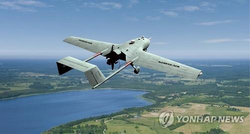 韓国軍が運用している無人機(資料写真)=(聯合ニュース)