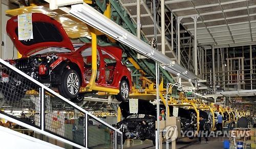 7月の小売販売額は乗用車を中心に上昇した(資料写真)=(聯合ニュース)