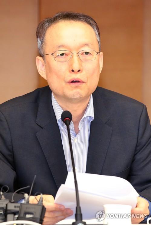韓国産業通商資源部の白長官(資料写真)=(聯合ニュース)