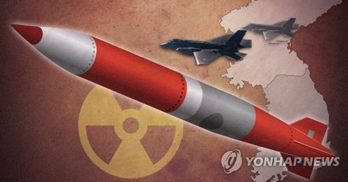 韓国の青瓦台関係者は戦術核の配備を検討していないとの立場を示した(イメージ)=(聯合ニュース)