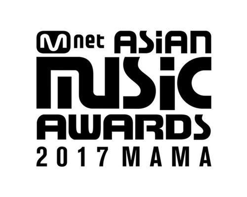 2017MAMAのロゴ(Mnet提供)=(聯合ニュース)