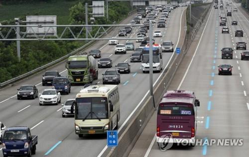 高速道路(資料写真)=(聯合ニュース)