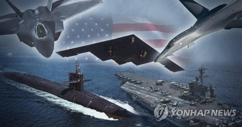 米国が朝鮮半島周辺への戦略兵器のローテーション配備を拡大すると伝えられた(イメージ)=(聯合ニュース)