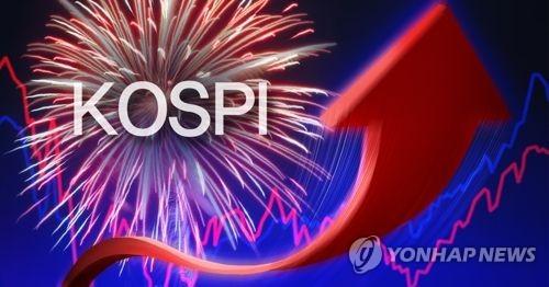 KOSPI(イメージ)=(聯合ニュース)