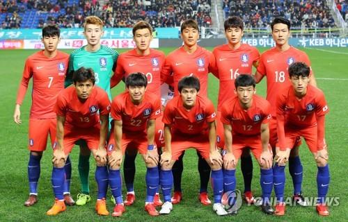 サッカー韓国代表(資料写真)=(聯合ニュース)