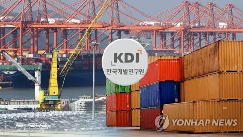 KDIは今年の韓国の経済成長率見通しを3.1%に上方修正した=(聯合ニュース)