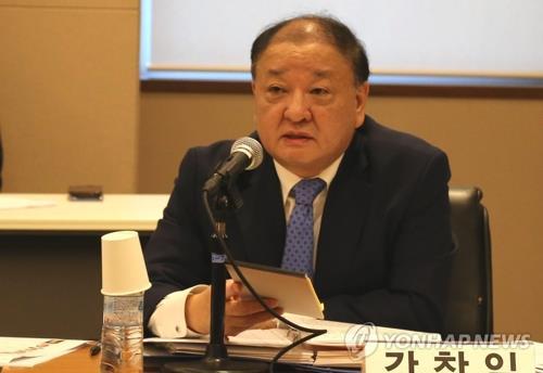 韓日議連の姜昌一(カン・チャンイル)会長(資料写真)=(聯合ニュース)