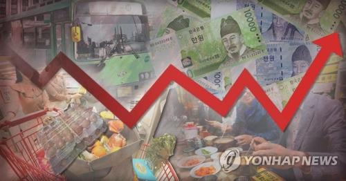 年間の消費者物価指数は2012年以来の高水準となった(イメージ)=(聯合ニュース)