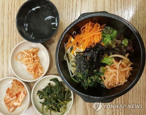 外国人に好まれる韓国料理の一つ、石焼きビビンバ(資料写真)=(聯合ニュース)