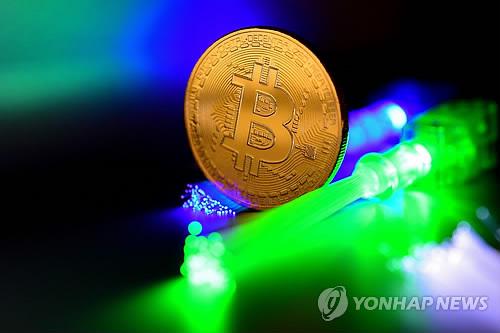 韓国では仮想通貨への投機の過熱が問題になっている=(EPA=聯合ニュース)