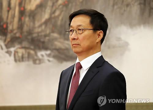 韓正・政治局常務委員(資料写真)=(聯合ニュース)