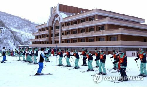 馬息嶺スキー場(資料写真)=(聯合ニュース)