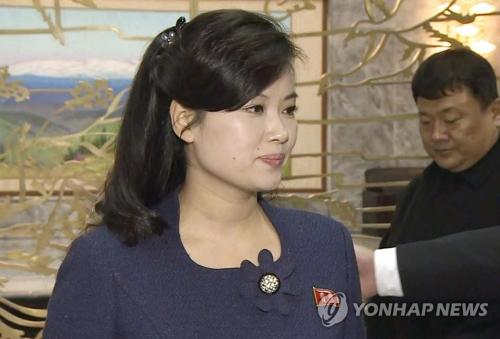 北朝鮮視察団の玄松月団長=(聯合ニュース)