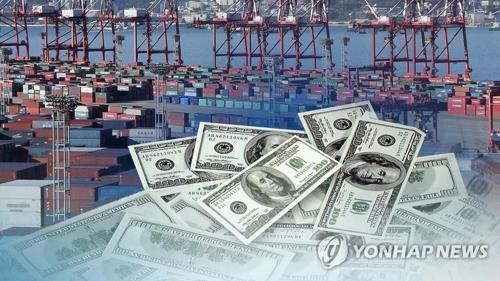 輸出額は1月ベースで過去最高となった=(聯合ニュース)