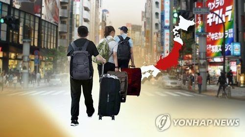 韓国人を含め、日本を旅行する外国人観光客が増えている(イメージ)=(聯合ニュース)
