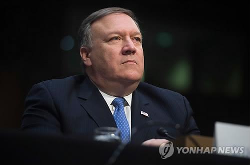 新国務長官に就く見通しのポンペオCIA長官(資料写真)=(AFP=聯合ニュース)