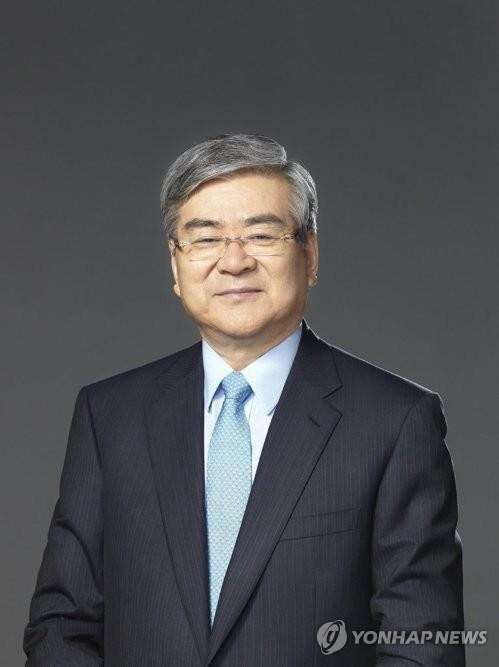 韓進グループの趙亮鎬会長(提供写真)=(聯合ニュース)