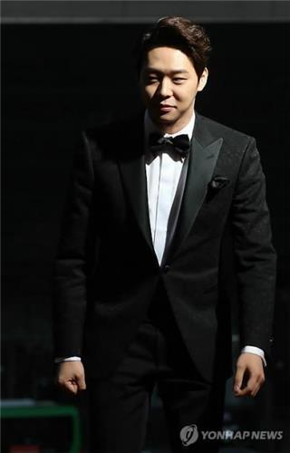 JYJのユチョンさん=(聯合ニュース)