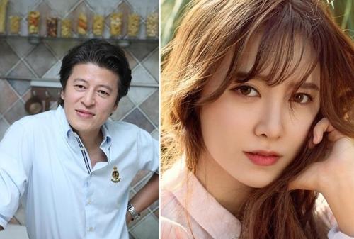 クォン・ヘヒョとク・ヘソン(資料写真)=(聯合ニュース)