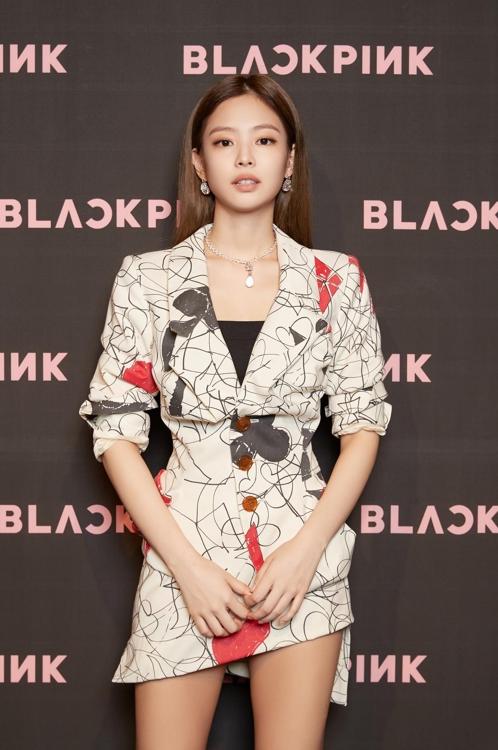 BLACKPINKのジェニー(YGエンターテインメント提供)=(聯合ニュース)