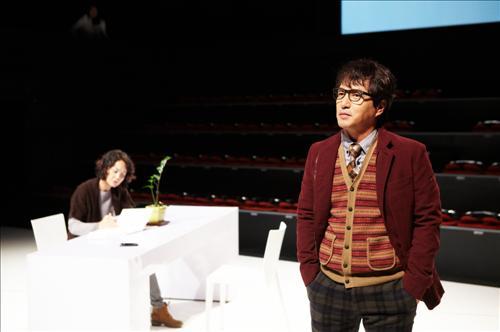 연극 '그와 그녀의 목요일' (사진제공=수현재컴퍼니)