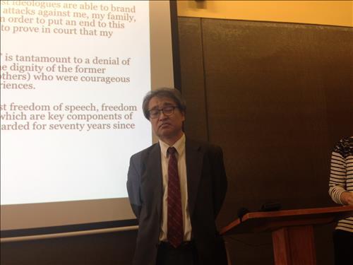 """""""일본 정부는 위안부 문제 사과해야…진실은 반드시 승리"""""""