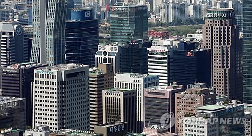 여의도 증권가(연합뉴스 자료사진)