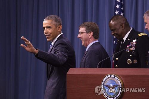 미국, 시리아에 첫 특수부대 파병…IS 격퇴전 지상군 투입 논란(종합2보)