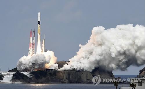 성능높인 日 'H2A' 로켓, 24일 처음 상업위성 탑재 발사