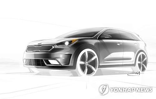 韩国现代起亚汽车明年将推多款环保车高清图片