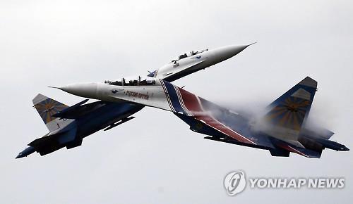 """""""러시아 전투기, 美정찰기에 '5m 거리' 초근접 비행"""""""