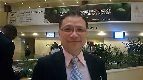 배리 위엔 홍콩스페셜티커피연합 대표