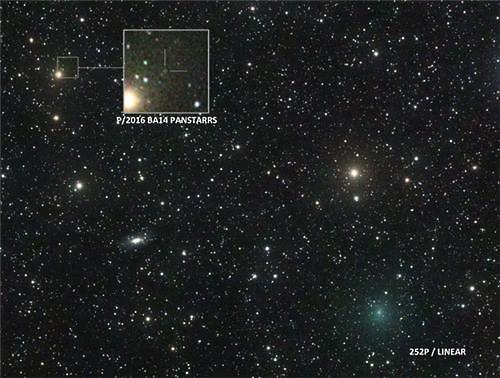 팬스타스혜성, 22일 246년 만에 지구 최근접 혜성된다