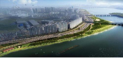 <한강개발 30년> 콘크리트 걷어내 자연성 회복하고 관광지로 재도약