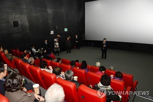 화천 산골의 '작은 영화관' 어느새 10만 명 관람
