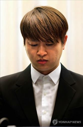 개그맨 유상무 [연합뉴스 자료사진]
