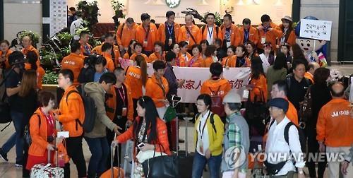 5월 방한 관광객, 중국인 14% 늘고 일본인 5% 줄어_1