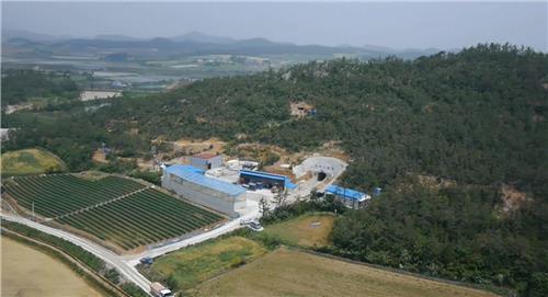 국내 기술로 금광석 21만t 찾았다… 300억원 상당