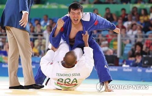<패럴림픽> 이겼다!