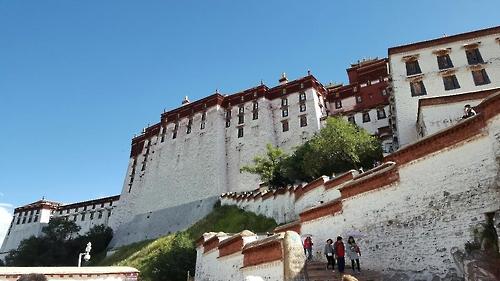 [티베트를 가다] 라싸 관광 천국을 꿈꾼다