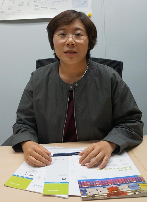 <중국동포 성공시대> (16) '여의도의 중국통' 박인금 애널리스트
