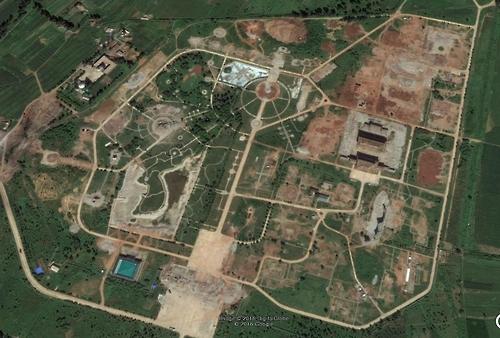 북한, 평양 민속공원 대부분 해체