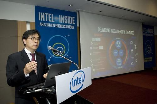 """인텔 """"2020년까지 인공지능 학습 능력 100배 향상"""""""