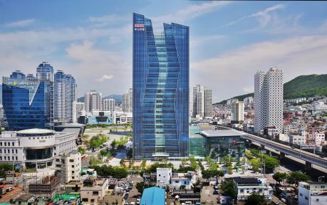 부산은행 본사 사옥 [연합뉴스 자료사진]