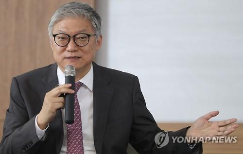 윤덕민 국립외교원장