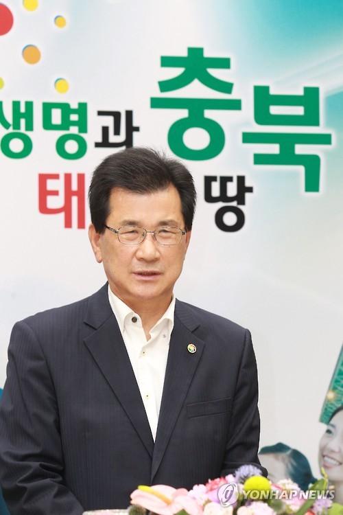 이시종 충북지사 [연합뉴스 자료사진]