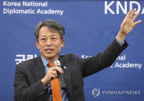 김원수 유엔사무차장