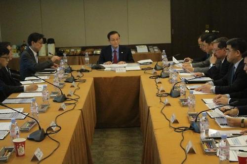 하반기 중국지역 공관장 회의 홍콩서 개최